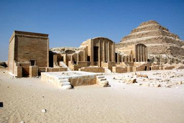 Cairo Stopover Tour To Giza Pyramids  Sakkara And Memphis 9 Hours
