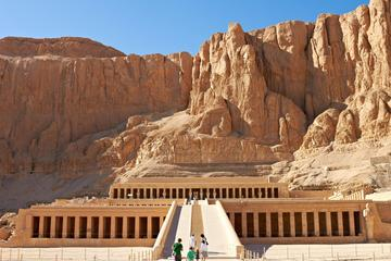 Day Trip to Luxor Valley of The Kings from Dahab by flight