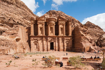 Day trip to Petra from Dahab by flight