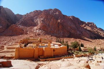 Day trip to St Catherin monastery from Dahab by coach