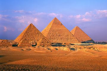 Great Pyramids in Giza Cairo Egypt sightseeing 4 days package