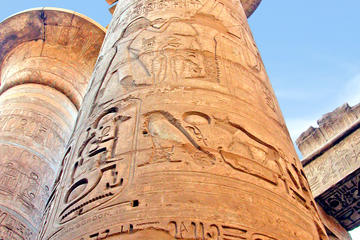 HALF-DAY TRIP  KARNAK AND LUXOR TEMPLES