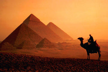 Overnight trip to Cairo Memphis Sakkara  from Dahab by flight