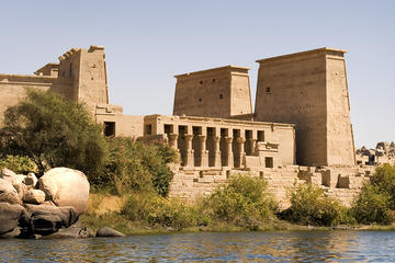 Philae Temple  Aswan High Dam  granite quarries of Aswan and Unfinished Obelisk