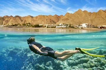 Red Sea Snorkeling day trip by boat from Hurghada