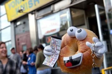 Excursión de panecillos en Lower East Side