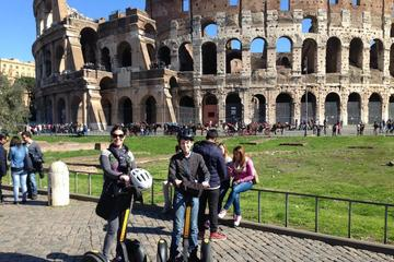 Ancient Rome by Segway