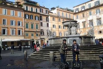 Rome Trastevere Segway Tour and Pizza Tasting