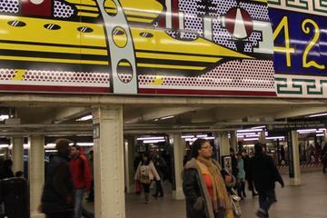 Recorrido de arte en metro por la ciudad de Nueva York