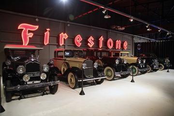 Billet d'entrée du musée automobile...