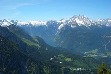 Excursão privada: os destaques da montanhas da Bavária saindo de...