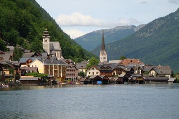 Excursão privada: região de lagos de Salzburgo e Hallstatt saindo de...