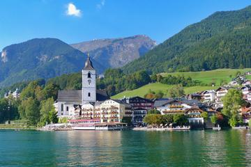 Lakes and Mountains Highlights Private Tour from Salzburg