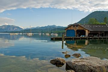 Private Lake Attersee and Gustav Klimt Tour from Salzburg