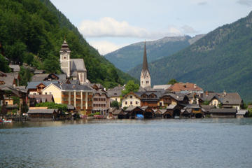 Private Tour: Salzburg Lake District and Hallstatt from Salzburg