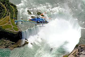 Tour giornaliero alle cascate del Niagara da Toronto