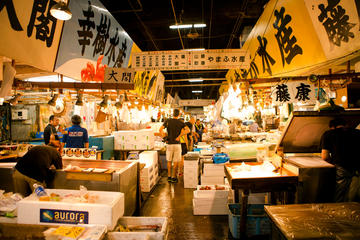 2-Day Private Combo Tour including Tsukiji Tour, Home Visit, and Cooking Class