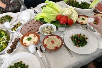 Authentic Lebanese Cooking Lesson and Meal with a Local Family in Beirut