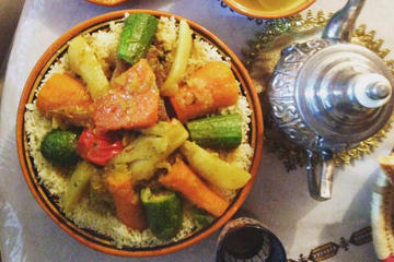 Authentic Moroccan Home-Cooking: Private Cooking Class with a Casablanca Local