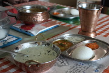 Dine in a Local Home: A Taste of South India in Gurgaon