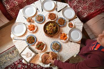素敵な地元のカサブランカで本物のモロッコ料理教室をお楽しみください