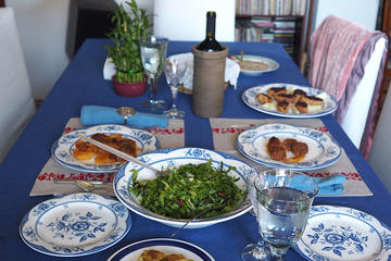 Greek cooking Class and Stay with a Local in Athens