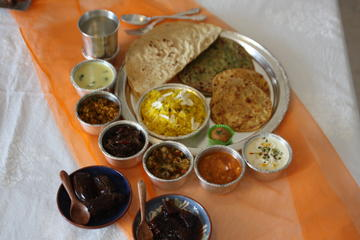 Learn to Cook Authentic Indian Food in a Local Home Kitchen in Gurgaon
