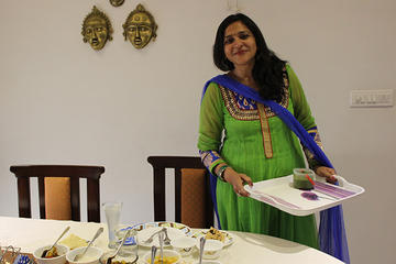 Learn to Cook Authentic Rajasthani Dishes in a Jaipur Home