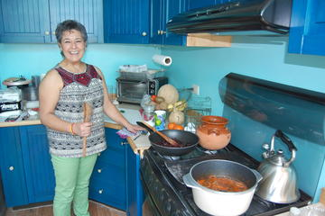 Learn to Cook From a Local - Private Cooking Class in a Puebla Home