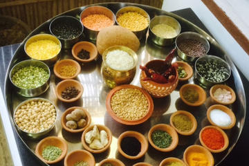 Learn to Cook Seasonal North Indian Vegetarian Food in a Local Home