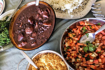 Traditional Brazilian Food with an International Twist: Cook with a Local