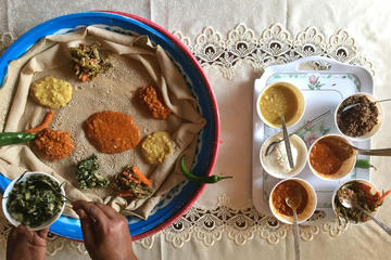 Unique Ethiopian Cooking Class and...