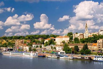 Belgrade Panorama Private Tour From the Airport