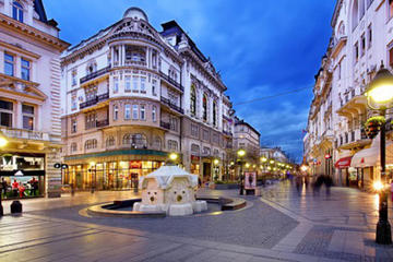 Belgrade Stopover Private Sightseeing Tour with Return Airport...