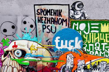 Belgrade Street Art Experience Tour