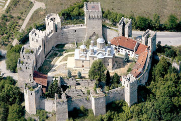 Private Tour: Serbian Medieval Monasteries of Ravanica and Manasija