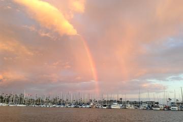 Croisière dans la baie de San Diego au coucher du soleil à Harbor...