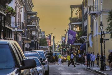 Skeptic's Walking Ghost Tour in New Orleans