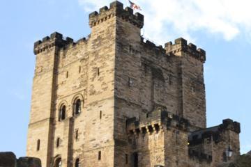 Ingresso para o Castelo de Newcastle