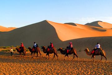 10-Day Small Group China Tour including Beijing-Xian-Dunhuang and Shanghai