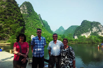 11-Day Beauty of China Join-in Tour: Beijing, Xian, Guilin, Yangshuo and Shanghai