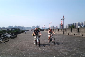 2-Day Xian Private No-Shopping Stops Tour: City Wall- Xian Museum-Small Wild Goose Pagoda-Terra-Cotta Warriors and Horses