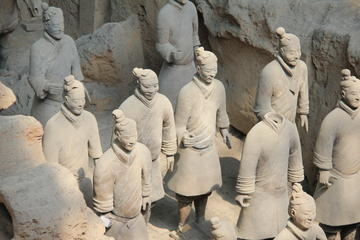 3-Day Xian Private Highlights Tour with No-Compulsory Shopping Stops
