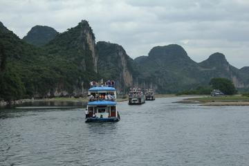 3 Days Private Tour of Guilin and Yangshuo:  Li River cruise-Elephant Trunk Hill-Reed Flute Cave - Seven Stars Park- No Shopping Stops