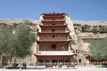 4Days Private Dunhuang Tour:  Mo Gao...