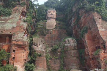 Full day Private Day Tour to Leshan Giant Buddha