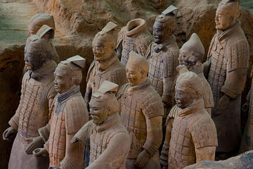 Private 3-Night Xi'an with Terracotta Warriors and Horses