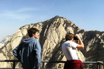 Private Day Tour to Mount Hua including transportation from Xian