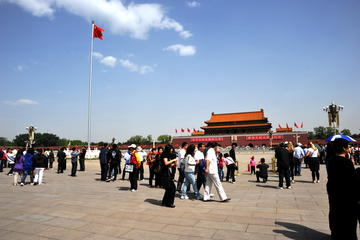 Private Day Tour to Tiananmen Square, Forbidden City and HuTong from Beijing