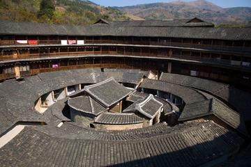 Private Day Tour to Yongding Hongkeng Tulou Cluster From Xiamen Without Shopping Stops